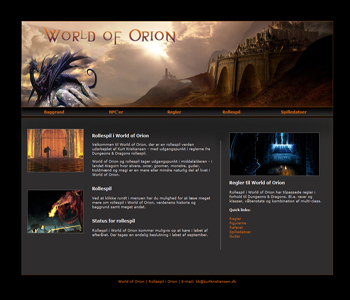 World of Orion
